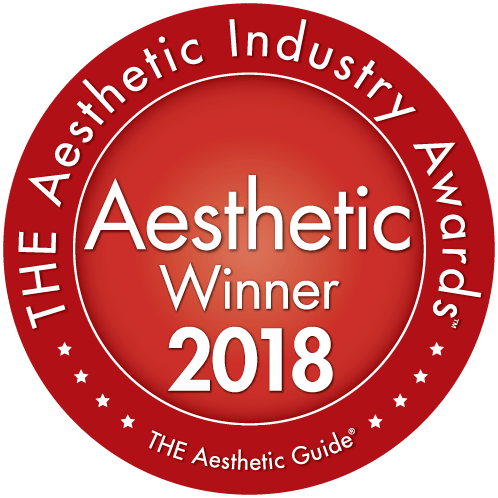 The Aesthetic Industry Awards - Aesthetic Winner 2018