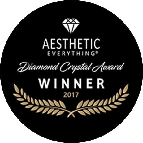 Aesthetic Everything - Diamond Crystal Award Winner 2017