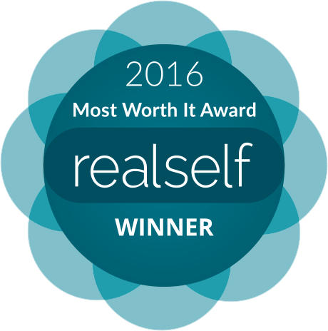 2016 Most Worth It Award - Realself Winner