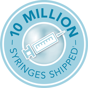 Radiesse - 10 Million Syringes Shipped