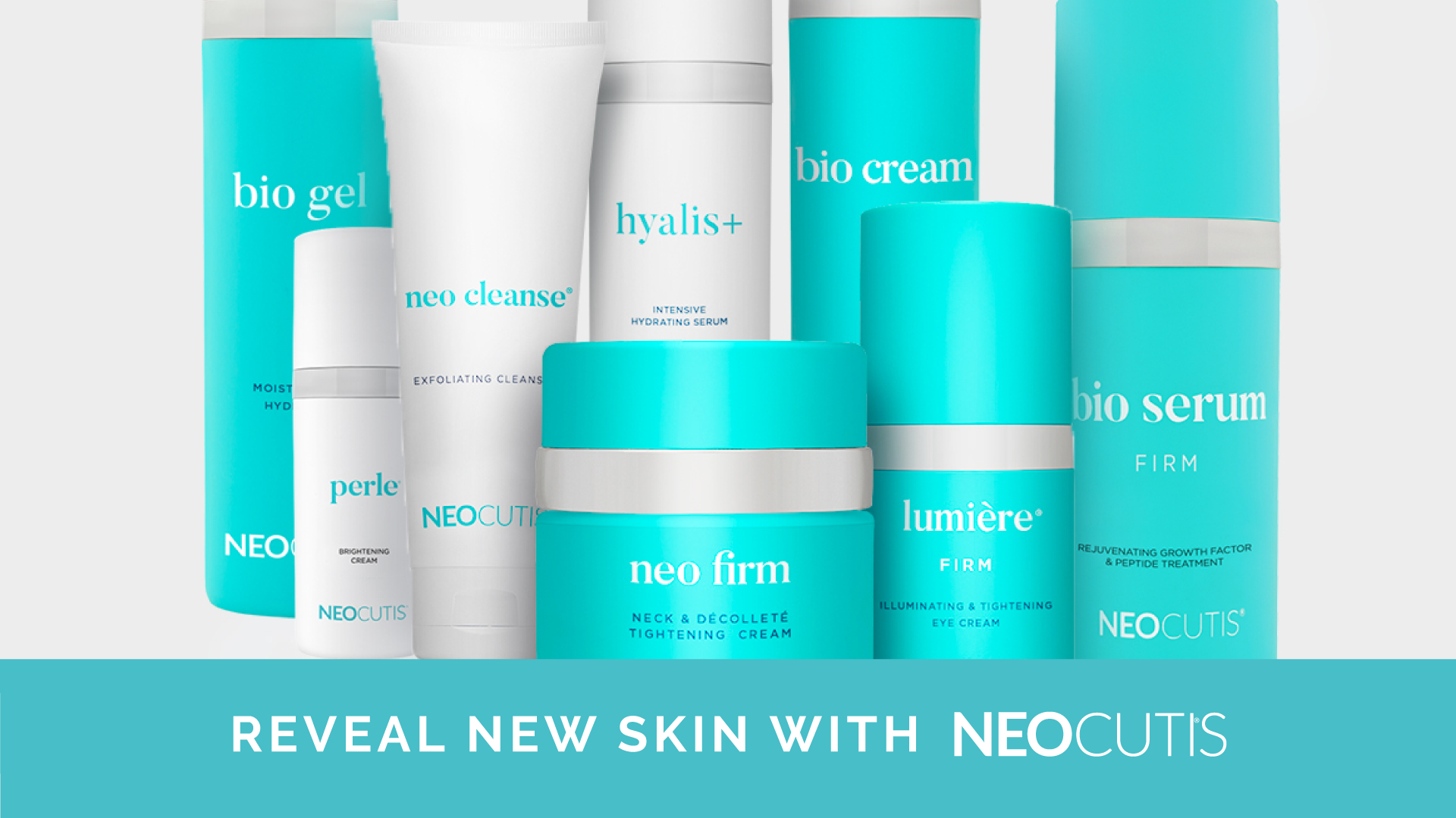 Reveal new skin with Neocutis